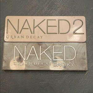 Urban Decay Bundle-Naked 2 and Naked Smoky Palette